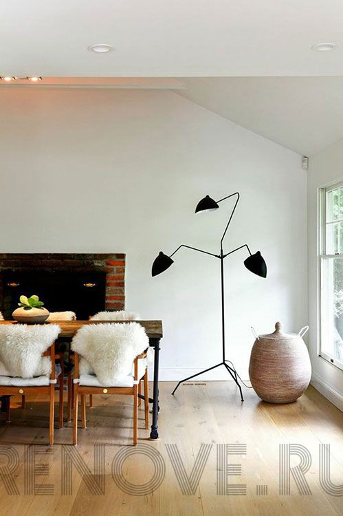 Serge mouille for Iconic design lamps